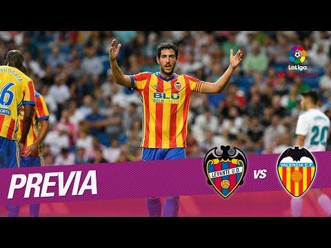 Previa Levante UD vs Valencia CF