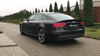 Audi S5 3.0T | RCP Exhausts | Valved Cat-Back Exhaust