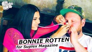 BONNIE ROTTEN für Suplex Magazine