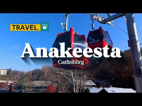 Exploring Anakeesta, Gatlinburg's Newest Attraction | ChadGallivanter