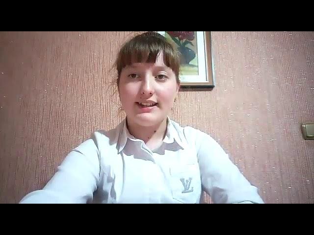 Изображение предпросмотра прочтения – ЕваЧуприкова читает произведение «Письмо матери» С.А.Есенина