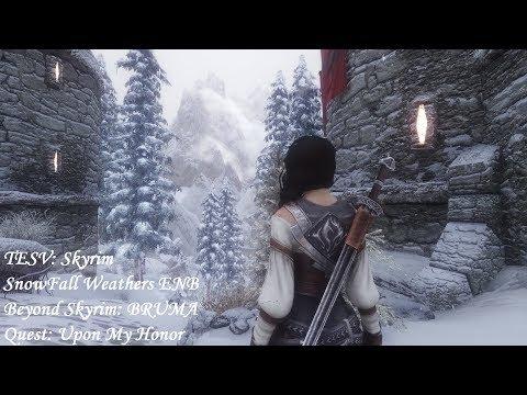 Beyond Skyrim: BRUMA - Quest: Upon My Honor