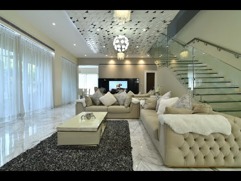 New luxury Modern House in Hyderabad by Metilli Furnishings.