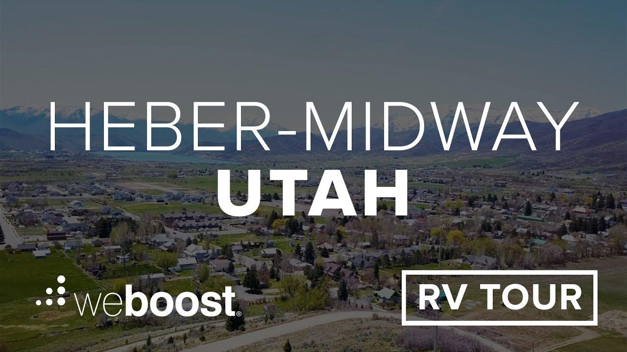 Exploring Utah Where To Find Outdoor Adventure In Heber Midway Utah Youtube