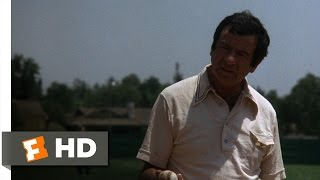 The Bad News Bears (1/9) Movie CLIP - There's Chocolate on the Ball (1976) HD