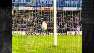 newcastle united 5 0 manchester united 1996 97 20th october 1996