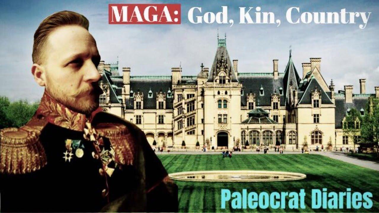 Paleocrat Diaries Live (S1:E35) - w/ topics & timestamps!