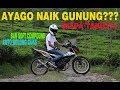 Honda Sonic 150R diajak Trabas Naik Gunung Ungaran Feat Ramasalah