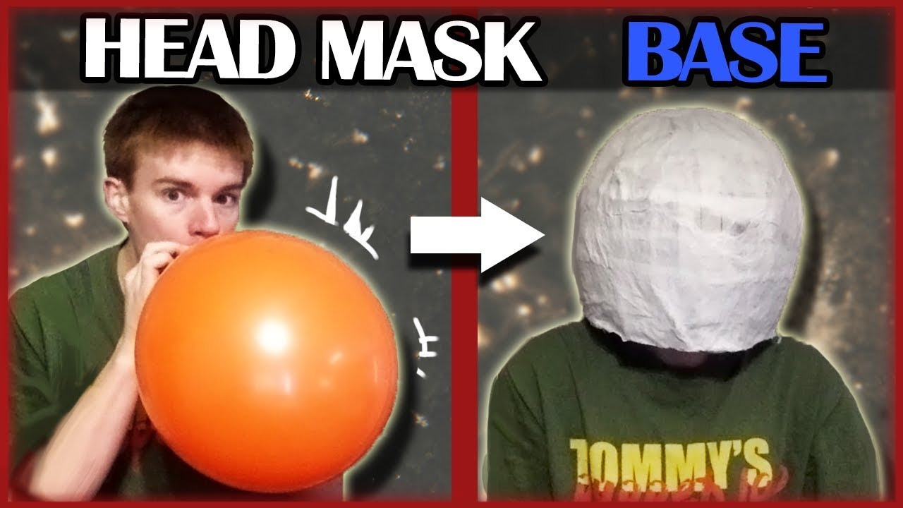 how to make  simple mask base