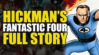 Franklin Richards Full Power (Hickman's Fantastic Four: Full Story)