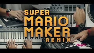 Super Mario Maker Remix (Music Video) Mp3