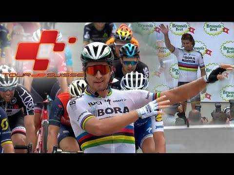 Peter Sagan - Tour de Suisse 2017 - Stage 5 - WINNER