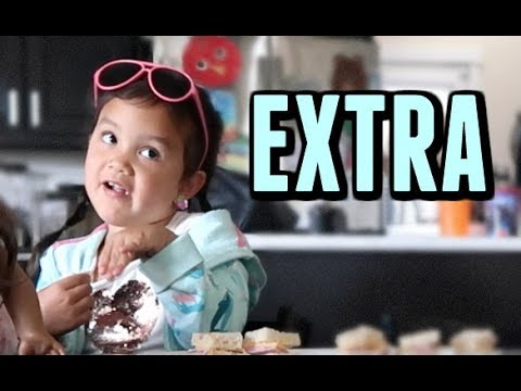 SHE'S SO EXTRA -  ItsJudysLife Vlogs thumbnail