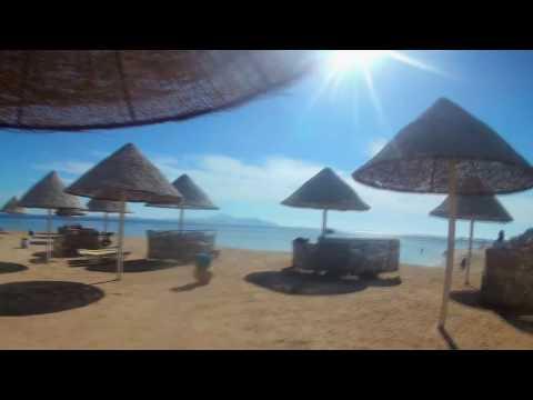 Путь к морю Парк инн редиссон Шарм Park inn by Radisson Sharm 2017