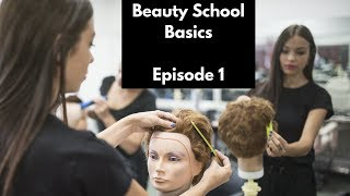Beauty School Basics - Episode #1 - Why Become a Hairstylist? - TheSalonGuy