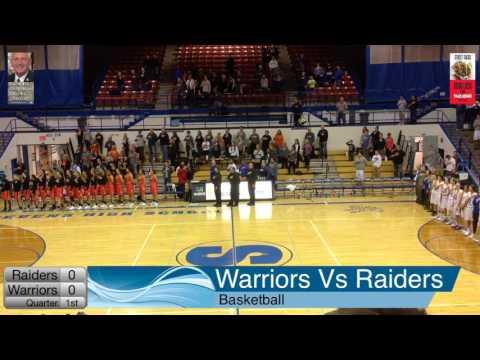 SF Washington Lady Warriors vs Stevens Lady Raiders (Girls Basketball)