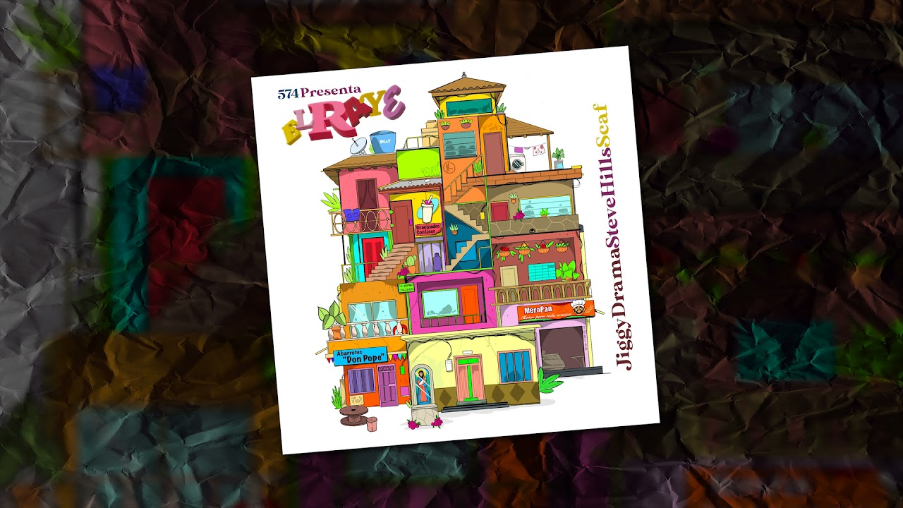 Download 1505 - Jiggy Drama x Steve Hills x Scaf  (Álbum El Raye - 574)