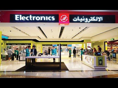 Dubai Airport ELECTRONIC Shops
