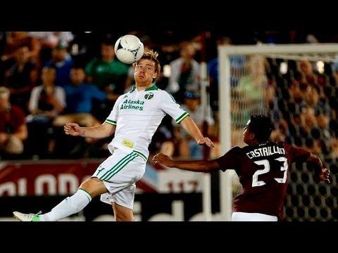 HIGHLIGHTS: Colorado Rapids vs. Portland Timbers