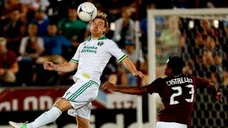 HIGHLIGHTS: Colorado Rapids vs. Portland Timbers