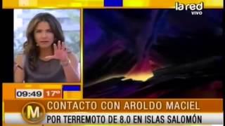 Aroldo Maciel explica las repercusiones ...