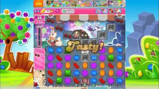 Candy Crush Saga Level 1405 (No Boosters)
