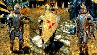Броня и Артефакты Паладина / Paladin Armor Set and Artifacts