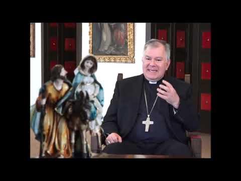 Reflexión De Adviento Con Mons. José Miguel Gómez, Obispo De Facatativá
