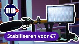Stabiel filmen voor €7,50? - Prul of Praal? #53 | NU.nl