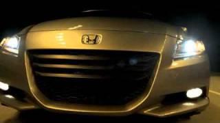Honda CR-Z Sport Hybrid Coupe 2011 Videos
