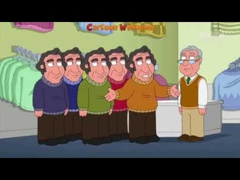 Family Guy - Judd Hirsch ☜♥☞