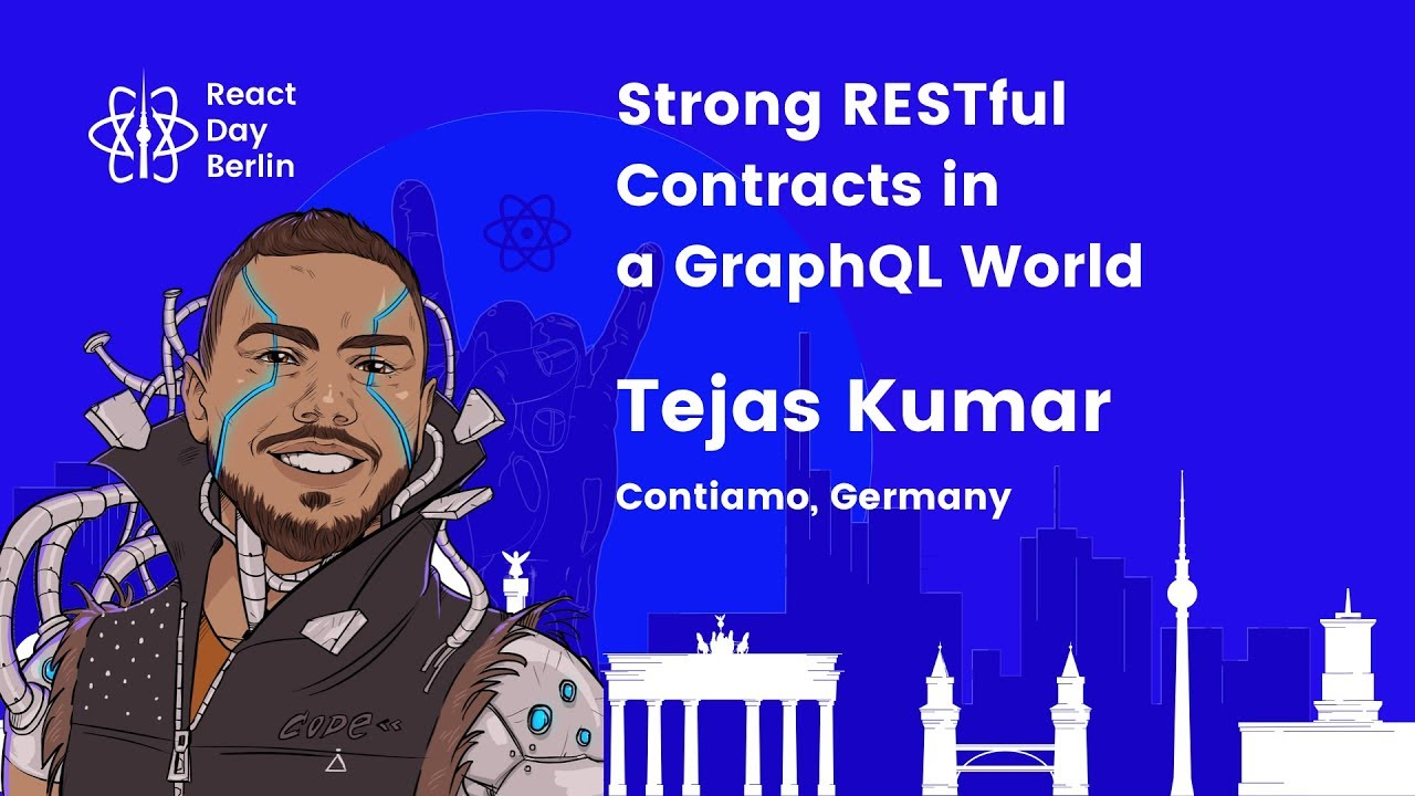 Strong RESTful Contracts in a GraphQL world – Tejas Kumar