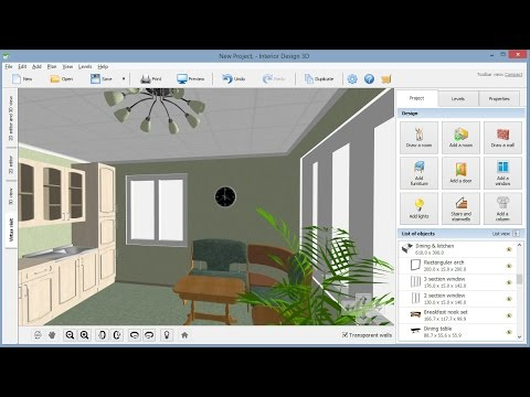 Lovely Interior Design Software Review U2013 Your Dream Home In 3D!