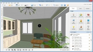 Interior Design Software Review – Your Dream Home In 3d!