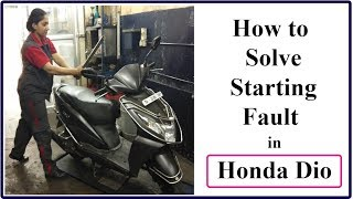 Download Won T Start Scooter Honda Dio MP3, MKV, MP4