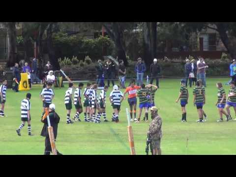 University vs. Wanneroo U14S - Petrus Van Aswegen 7 May 2016