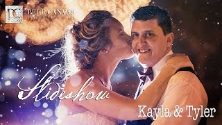 Kayla Tyler downtown beloit winter wedding la casa grande