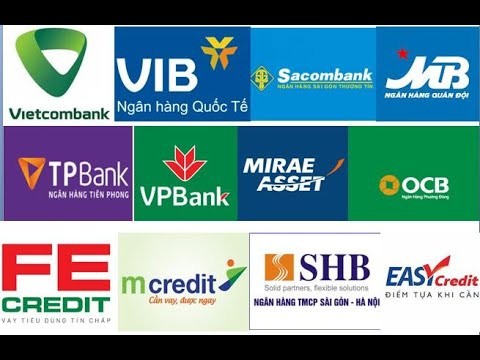 Danh sách các ngân hàng cho vay tiền trả góp uy tín và cách đăng kí vay tiền trả góp