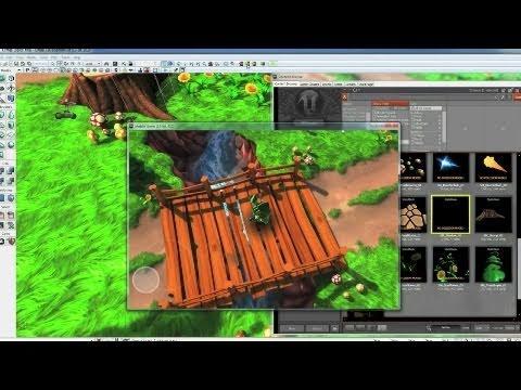 Unreal Development Kit - Jazz Jackrabbit UDK iOS Tutorial   HD