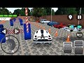 Car Driving & Parking School #7 - Android IOS gameplay