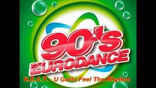 H.E.A.T. - U Gotta Feel The Rhythm (No Rap Radio Edit)