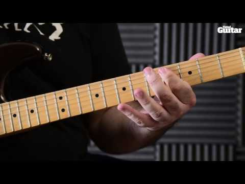 Guitar Lesson: Learn how to play John Mayer - Slow Dancing In A Burning Room