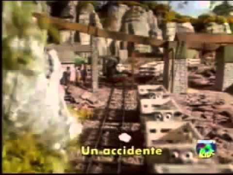 Thomas y sus amigos» tiene un antiguo y oscuro episodio: tren es ...