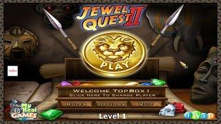 Jewel Quest II Gameplay level 1