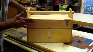 Father & Son Toolbox Project