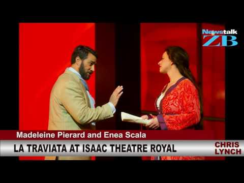 La traviata interview