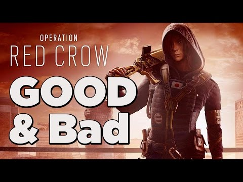 Rainbow Six Siege - The Good and Bad of Operation Red Crow