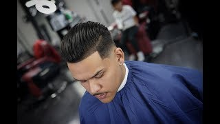 UNDER CUT | DROP FADE | BARBER TUTORIAL