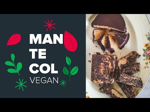 """Hola Vegan - """"Mantecol"""" vegano"""