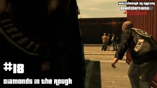 ПРОХОЖДЕНИЕ Grand Theft Auto IV: The Lost and Damned - ЧАСТЬ 18 - DIAMONDS IN THE ROUGH